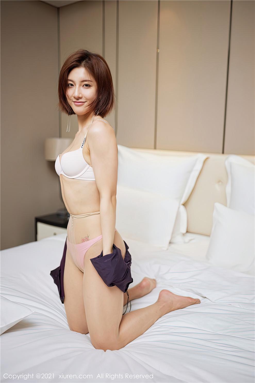 林文文yooki NO.004 2021.04.29 No.3363 [53+1P367M]