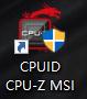 最新微星红龙版CPUZ下载超酷炫